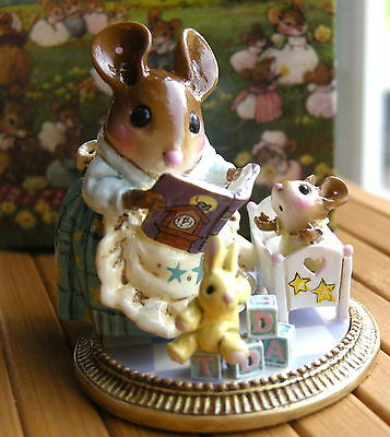 RHYME TIME by Wee Forest Folk, Mouse Expo 2012 Unique Event Sculpture