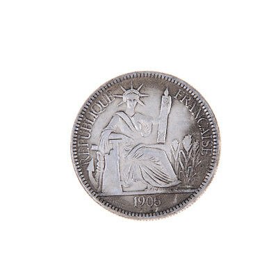 Dia 39mm USA 1905 The Statue of Liberty Metal Old Coin Commemorative Coins