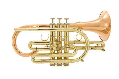 Getzen 800L Eterna Cornet with Copper Bell - (P07402)