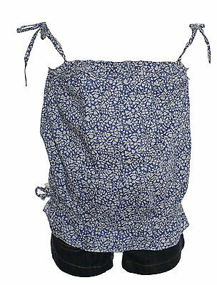 Marie Chantal Blue Vine Strappy Top NEW Various Sizes