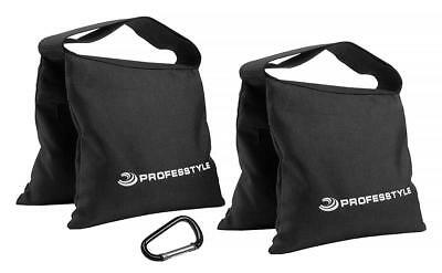 Professtyle Sandbag Weight For Photography & Light Stands With Iron Insert -...
