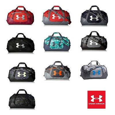 NEW Under Armour UA 1300213 Undeniable 3.0 Medium Sized Duffle Bag  AUTHENTIC
