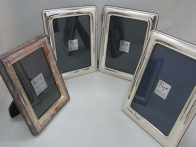 Tizo Sterling Silver & The 925 inc picture Frames Broken Double Frame