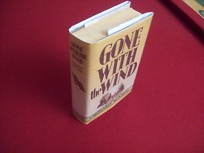 Gone With the Wind by Margaret Mitchel (1936) November Printing Hardcover Novel