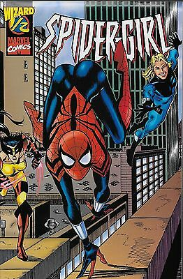 Spider-Girl No.1/2 / 1999 Wizard Special Edition with Certificate