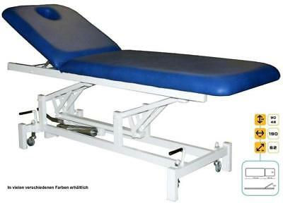 Therapy Table Electric Lounger patientenstuhl M. Roll