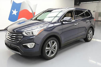 2015 Hyundai Santa Fe  2015 HYUNDAI SANTA FE LIMITED HTD LEATHER REAR CAM 44K #116306 Texas Direct Auto