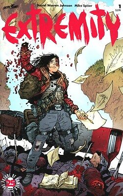 Extremity #1 cover A NM+ Skybound First Printing NEW & Unread