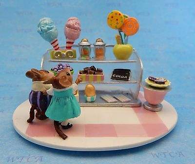 SUGAR SHACK by Wee Forest Folk, Mouse Expo 2017 Exclusive Event Piece