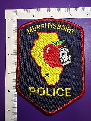 Murphysboro Illnois   Police  Shoulder Patch