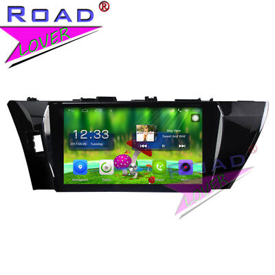 """10.1"""" Android 6.0 Car Multimedia Player For Toyota Corolla 2014 Stereo GPS Navi"""