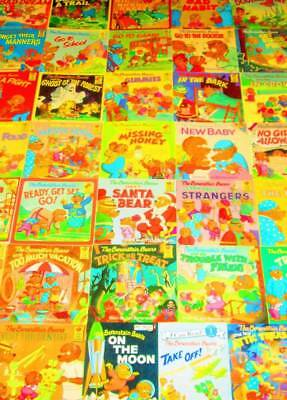 BERENSTAIN BEARS BOOK Lot of 36-HC/SC-Take Off, On the Moon,..