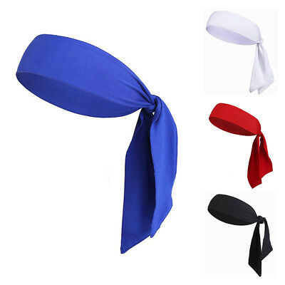 New Breathable Quick-drying Sports Fitness Running Workout Headband Sweatband