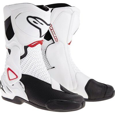 Alpinestars SMX-6 Vented Boots Motorcycle Race Boots