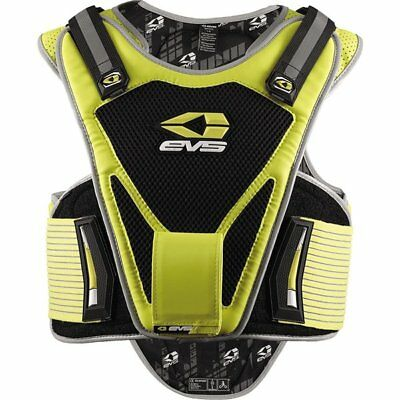 EVS Sports Street Hi-Viz Protection Vest Motorcycle Protection