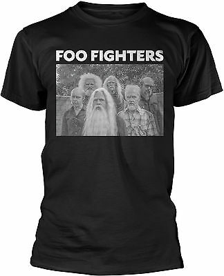 FOO FIGHTERS DAVE GROHL Old Band T-SHIRT OFFICIAL MERCHANDISE