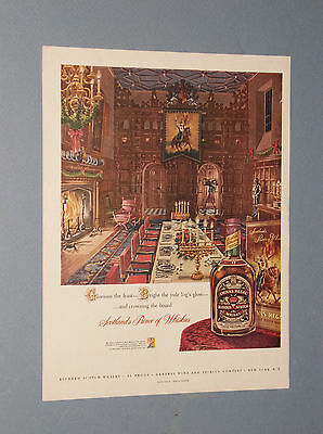 8 1955-1961 Chivas Regal Scotch Whisky Ads