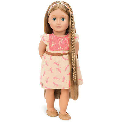 Our Generation Portia 46cm Doll NEW