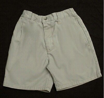 Sz 5 Kt Boys School Uniform Khaki Shorts- Excellent