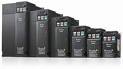 DELTA VFD AC Drive, 25 HP 460-480V, 3 Phase Micro MS 300 Authorized Distributor