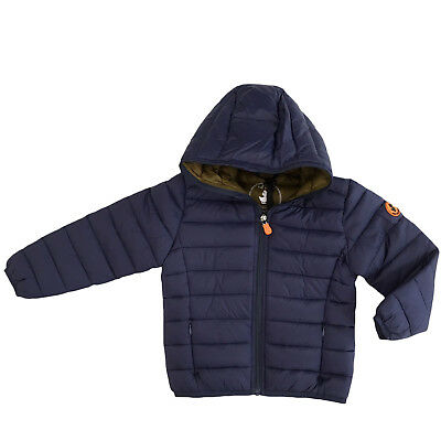 Save the Duck Bambino J3065BGIGA5 Navy blue Giubbotto Autunno/Inverno