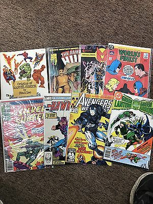Huge Lot Of 325+ Comic Books Marvel, DC And More