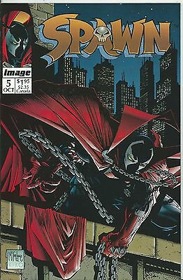 Spawn #5 (Image) Nm-