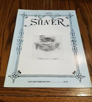 1993 Silver Magazine back issue January-February  RARE!  MUST SEE