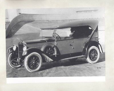 1927 1928 1929 Fiat 520 ORIGINAL Factory Photograph wy3496
