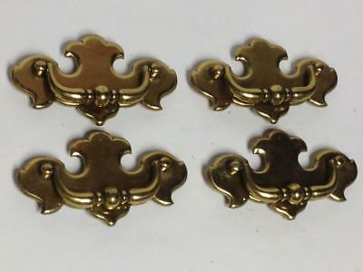 4Pc XT 5050 XT 5051  Dresser Drawer Handle Pull Furniture Hardware Knobs Vintage