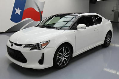 2014 Scion tC Base Coupe 2-Door 2014 SCION TC AUTO HEATED SEATS PANO SUNROOF NAV 37K MI #085311 Texas Direct
