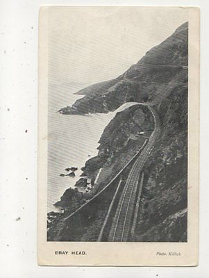 Bray Head Co Wicklow Ireland Vintage Postcard Killick 630b
