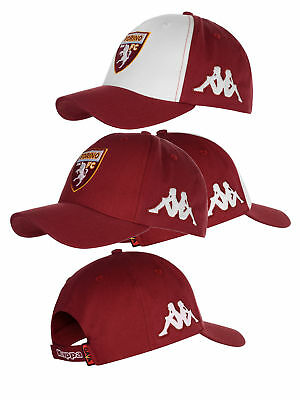 Torino Turin Kappa Hat Cap Hut Chapeau With visor 2017 18 Unisex Cotton