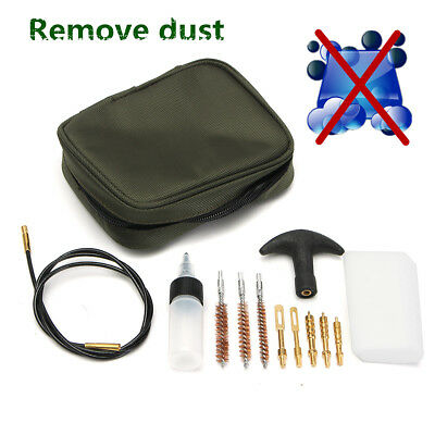 Rifle Cleaning Kit Pull Through  Cleaning Kit Suit .17 .22 .270 .300 Calibre