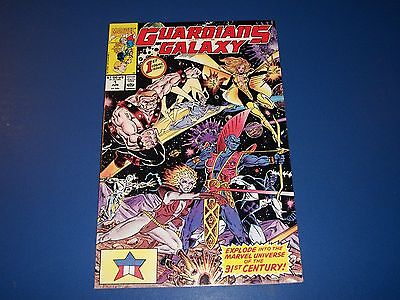 Guardians of the Galaxy #1 1st Series Key Wow NM Gem