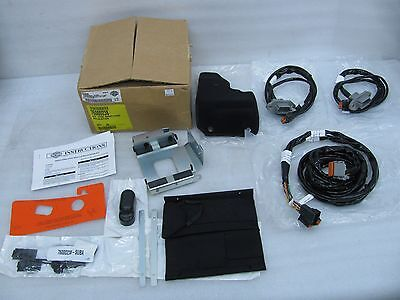 New Harley Davidson I Pod Relocation Kit 76000238 Touring for Boom Audio Amp