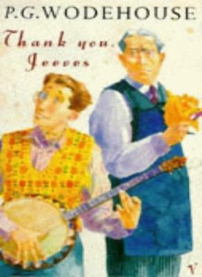Thank You, Jeeves,P. G. Wodehouse- 9780099496304