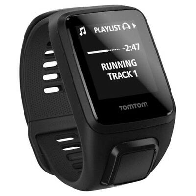 Tomtom Spark3 Cardio + Music + Auric Fitness - training