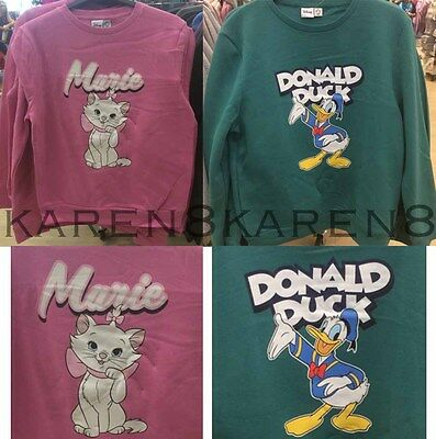 Primark Ladies DISNEY CHARACTER Jumper Sweat Top Womens Sweatshirt