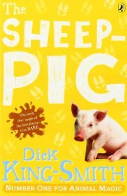The Sheep-pig,Dick King-Smith- 9780141332352