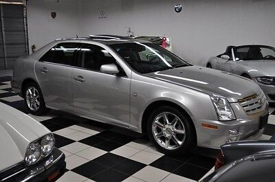 2007 Cadillac STS LOW MILES - AMAZING CONDITION - NAVIGATION X-CLEAN -  CERTIFIED CARFAX - NAVIGATION - DEALER SERVICED - HEAT/COOL SEATS