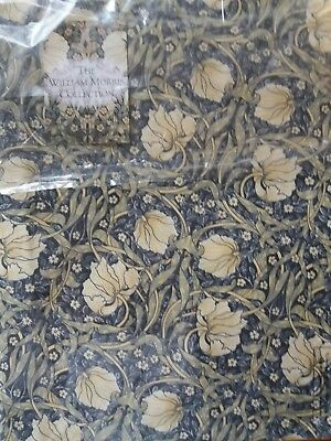 the William Morris collection tablecloth bnib pimpernel?
