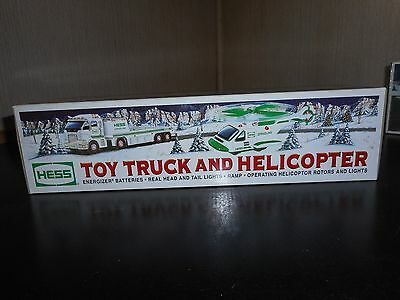 2006 Hess Truck And Helicopter Unopened