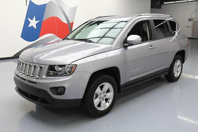 2016 Jeep Compass Latitude Sport Utility 4-Door 2016 JEEP COMPASS LATITUDE HEATED SEATS BLUETOOTH 41K #620060 Texas Direct Auto