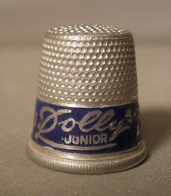 Aluminum Advertising Thimble for Dolly Shoes