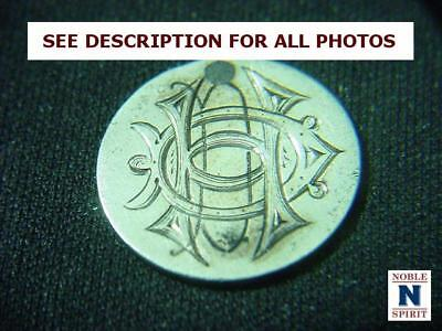 NobleSpirit NO RESERVE {CT1} Exciting Seated Dime 1858 High Grade Love Token