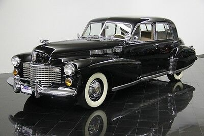 1941 Cadillac Fleetwood Fleetwood 1941 Cadillac Fleetwood Sixty Special Imperial Sedan *$439 PER MONTH!*
