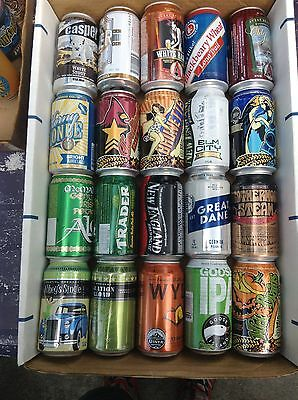 20 Diff Ipa Aluminum   Beer Can Cans 2