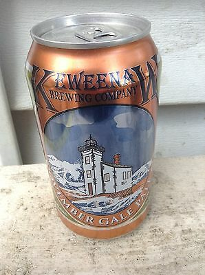 Keweenaw November Gale  Aluminum Beer Can Cans