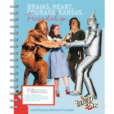 The Wizard of Oz - 2018 Planner Calendars - 7x8.5